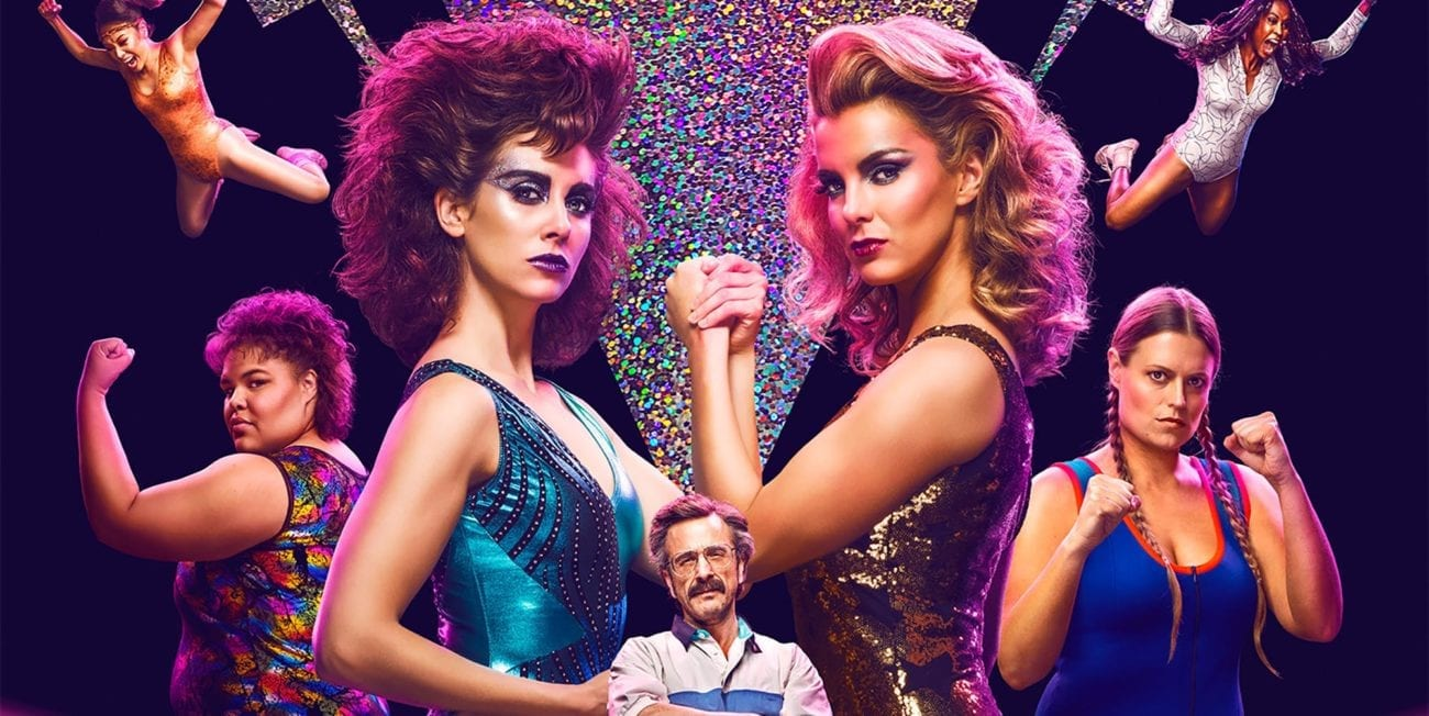 Glow (Netflix) – The Warrior